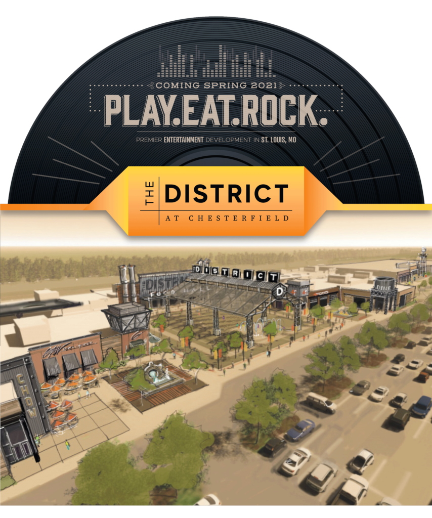 PLAY. EAT. ROCK - THE DISTRICT
